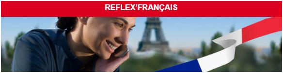 formation reflex francais